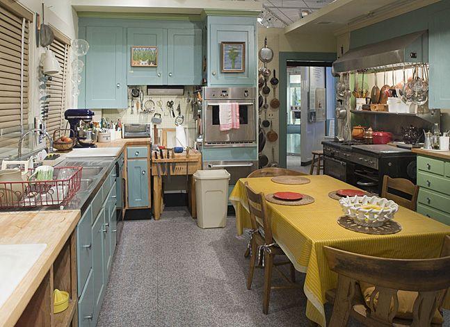 Julia S Kitchen Stars At The Smithsonian Julia Child Kitchen Kids Kitchen Kitchen Design