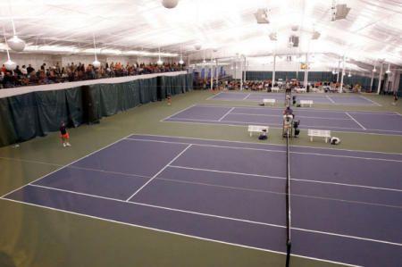 Uva Tennis Court Photos Circa 2001 To 2006 Tennis Tennis Court Indoor Tennis