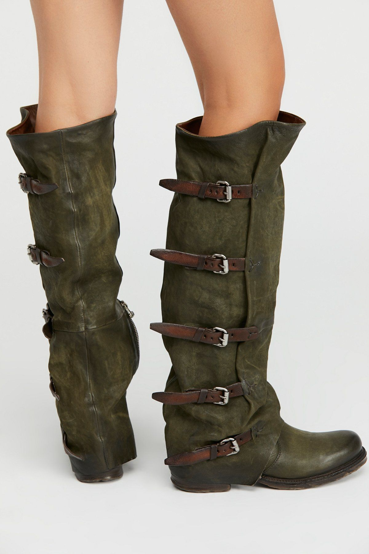 84cc7a8806c A.S. 98 Loden Tatum Over the Knee Boot at Free People Clothing Boutique