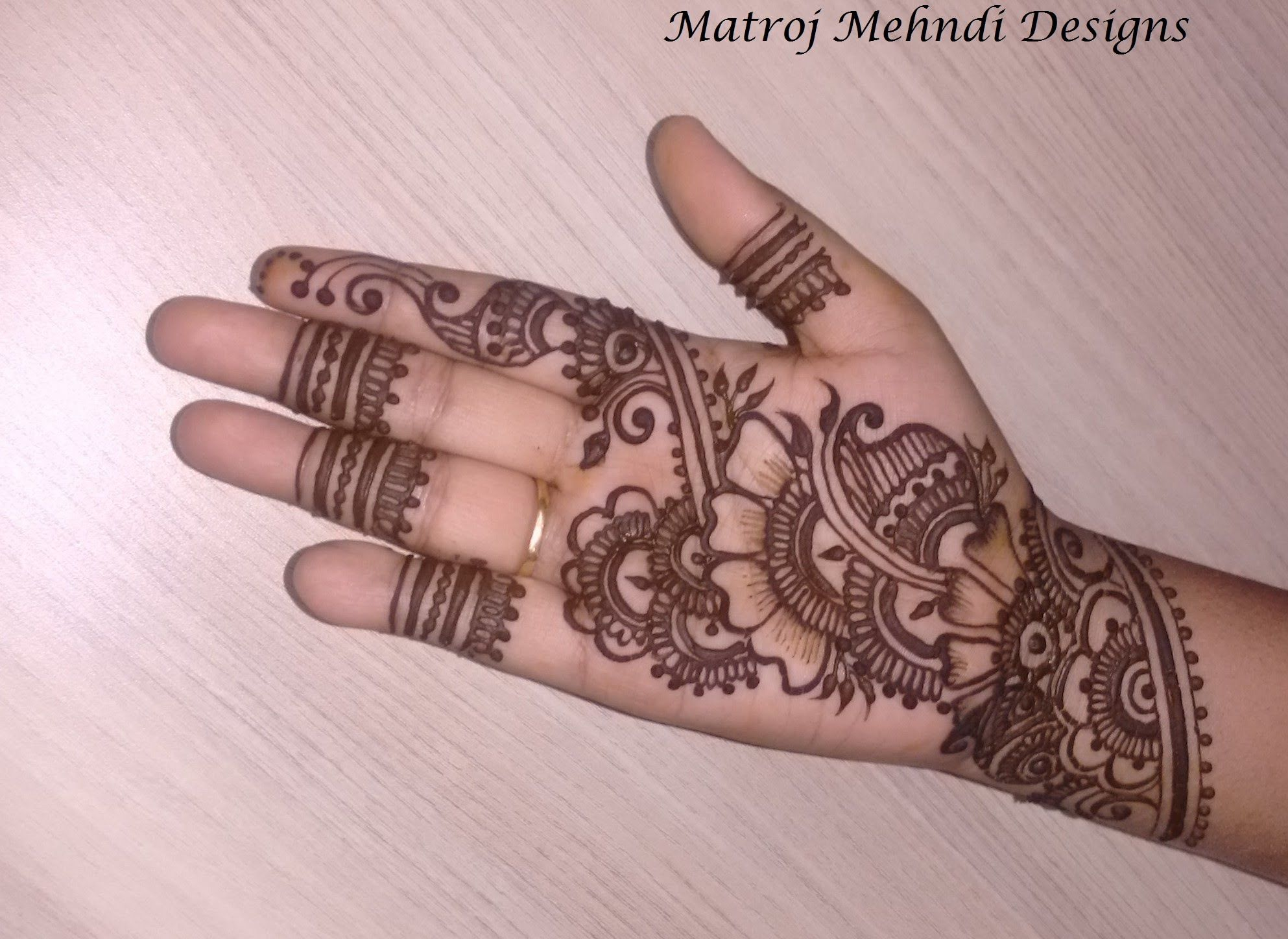 mehndi design images for hands front hand mehndi designs