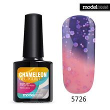 Check Out The Site Www Nadmart Com Http Www Nadmart Com Products Modelones 10ml Temperature Change Nail Gel Polish 2 Gel Nails Gel Nail Polish Nail Polish