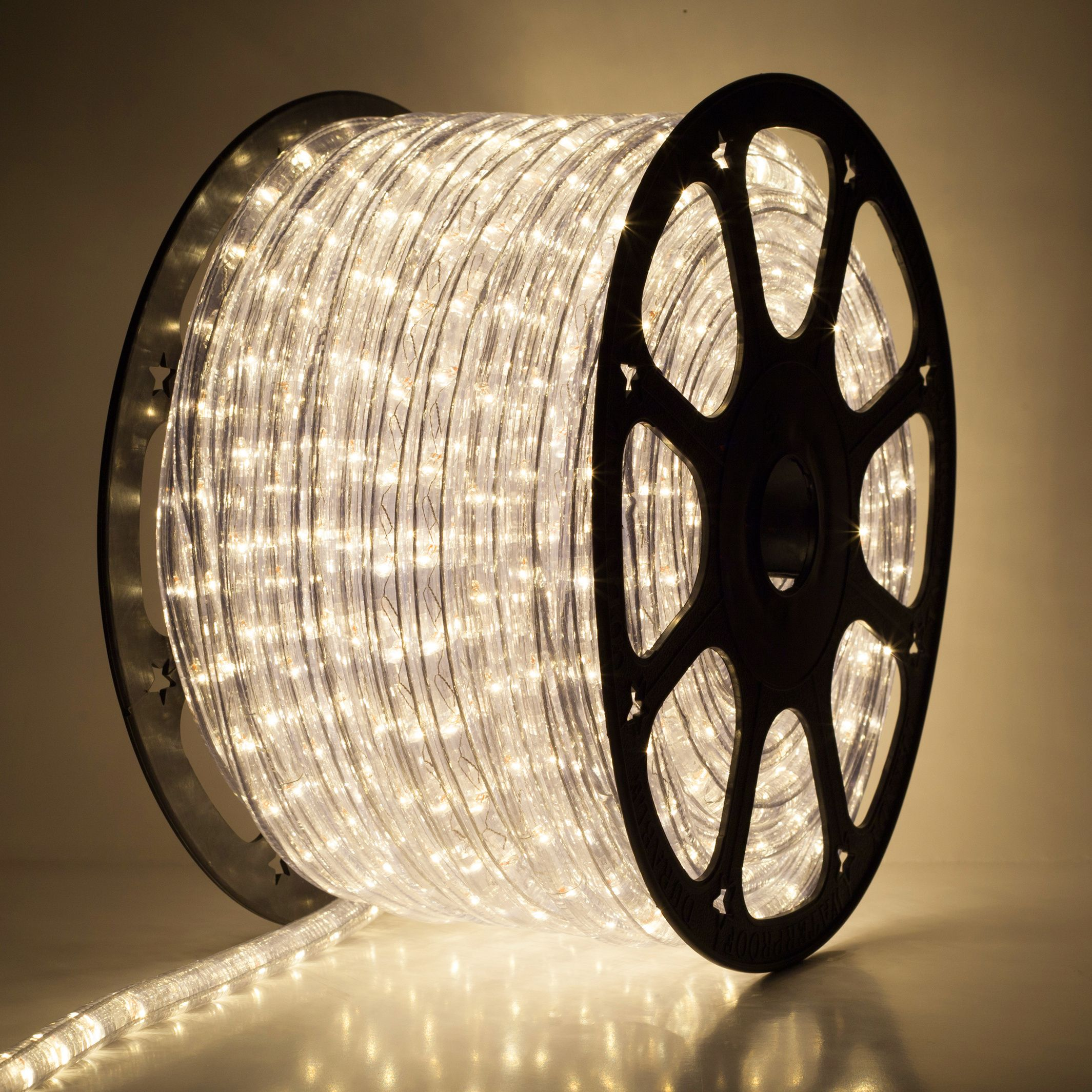 Rope light instructions rope lighting lights and garden rope light diy information to cutspliceend cap and install this versatile lighting mozeypictures Choice Image