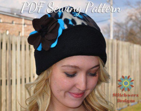 Fleece Hat Pattern 09c11817a80