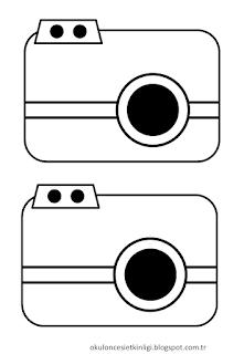 Didem Ogretmenin Etkinlikleri Fotograf Makinesi Sanat Etkinligi