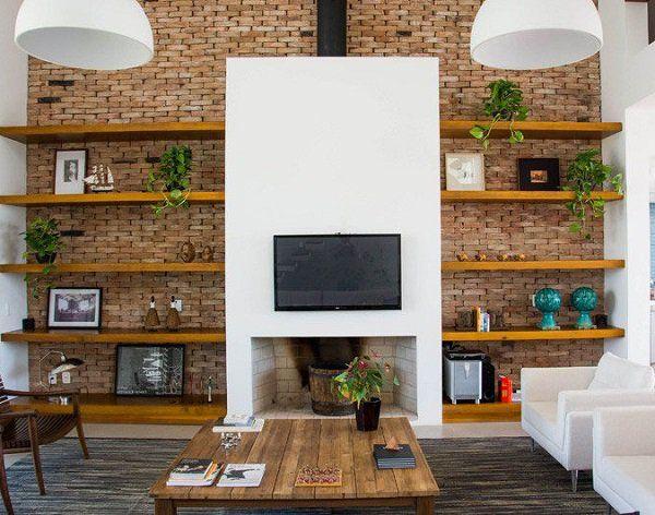 50 inspirational tv wall ideas