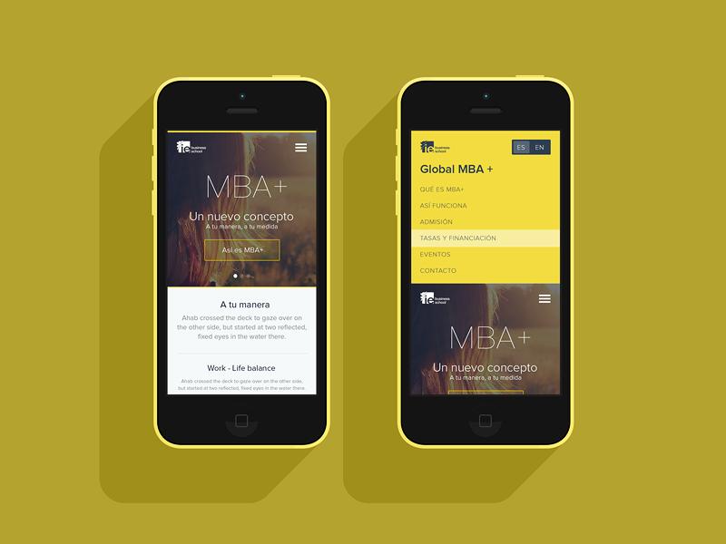 Home Menu Mockup Menu Mockup Web App Design Mobile App Design