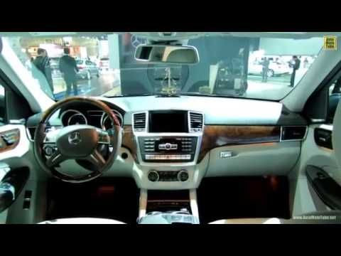 2014 NEW Mercedes Benz GL450 4matic Exterior And Interior Walkaround