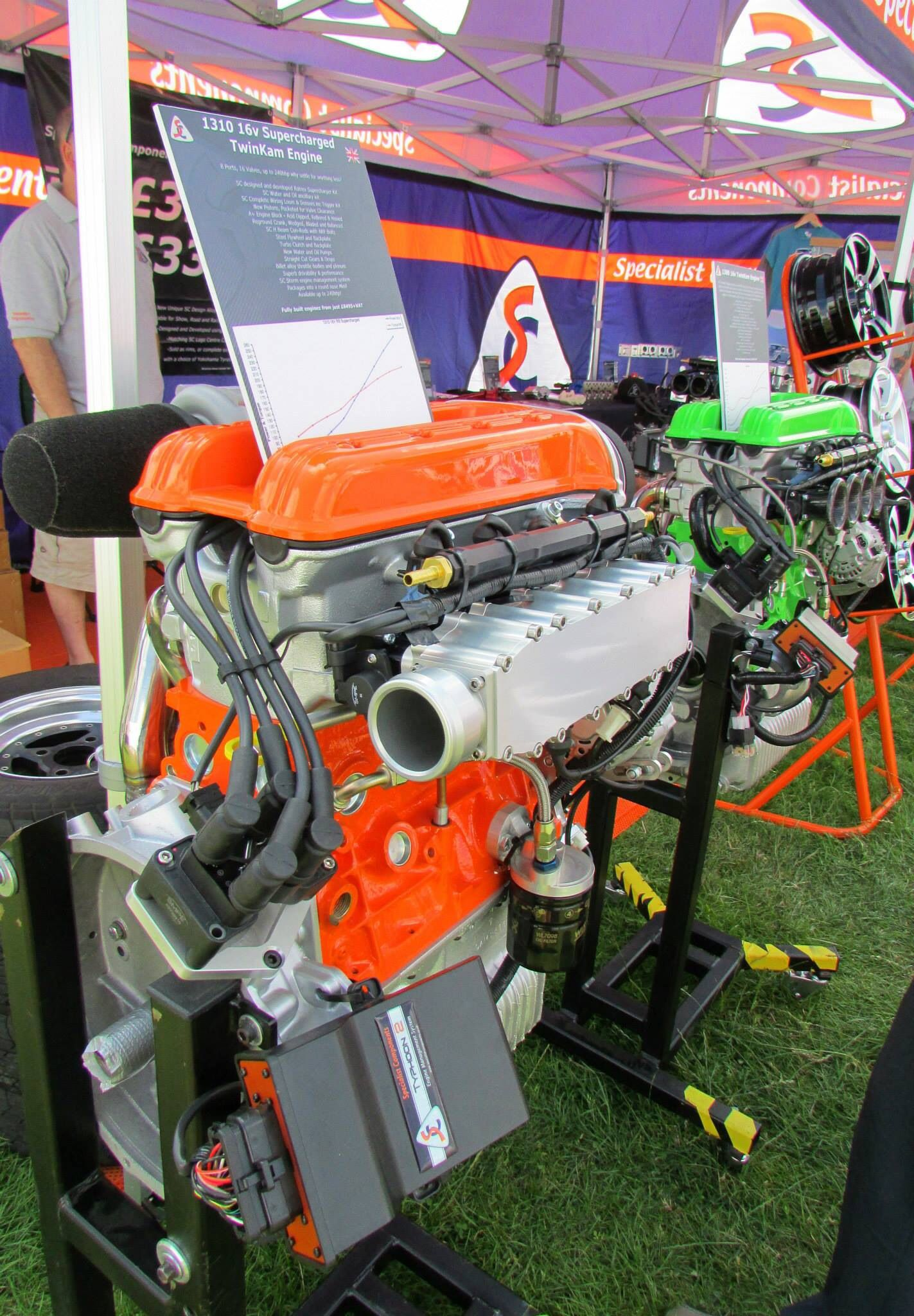 K Series Head On An A Series Block Engines Small Cars Mini