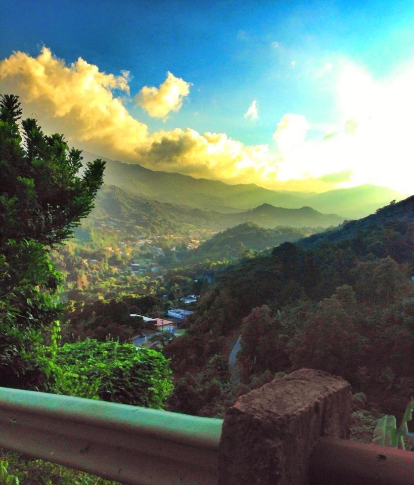 Visiting Jayuya, Puerto Rico. El pueblo de los taínos