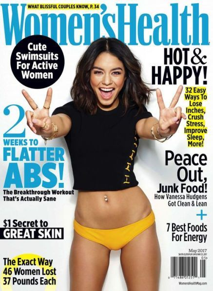 Womens Health One Year Subscription In 2019 Products Vanessa
