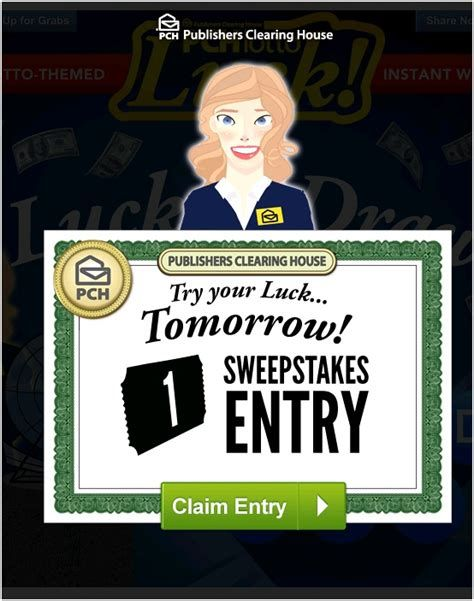 Pch Search And Win Instant Prize