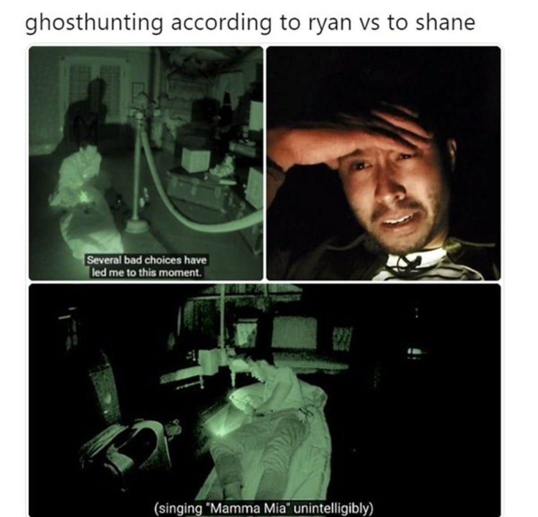 Buzzfeed Unsolved Ryan Bergara Shane Madej Shaniac Boogara