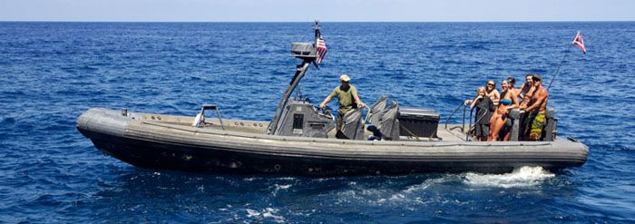 Navy Seal Rigid Inflatable Boat