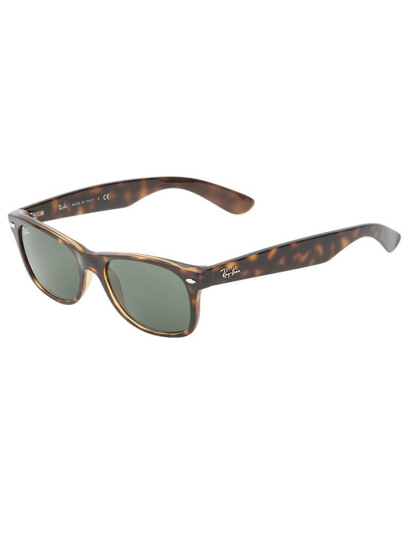 RAY BAN Tinted sunglasses on Vein - getvein.com