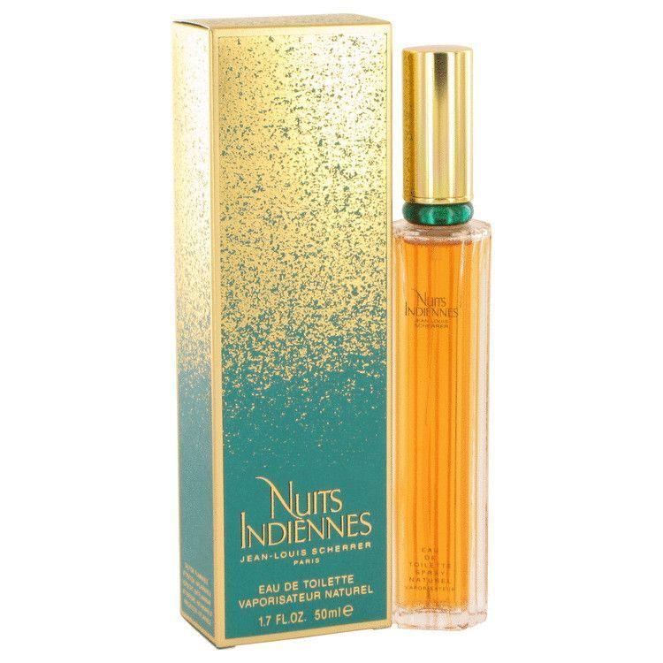Indian Nights Perfume by Jean Louis Scherrer 1.7 oz / 50 ml
