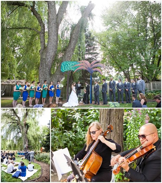 Reception Ceremony Held: This Milwaukee Wedding Ceremony Was Held In Their Parents