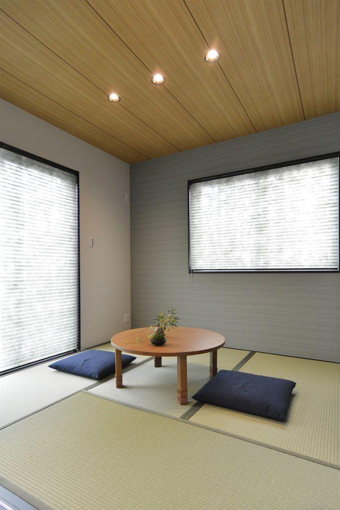 畳もいろいろご用意しています 画像あり 和室 和室 モダン 内装