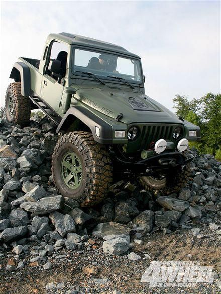 Rare Egyptian Military Diesel Jeep T1  | Jeeps | Jeep