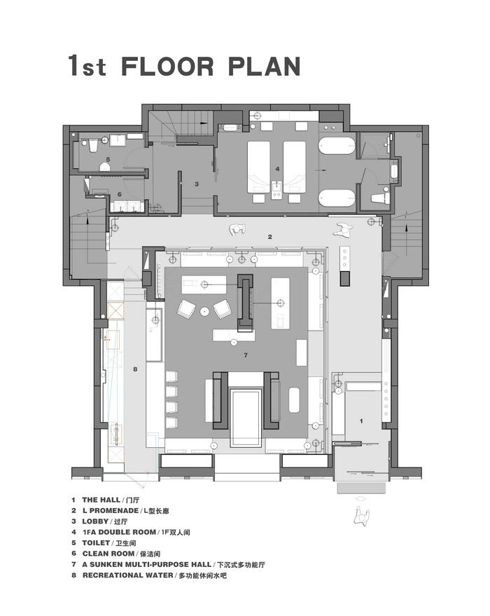 Zmake Design In 2020 Floor Plans Double Room Design