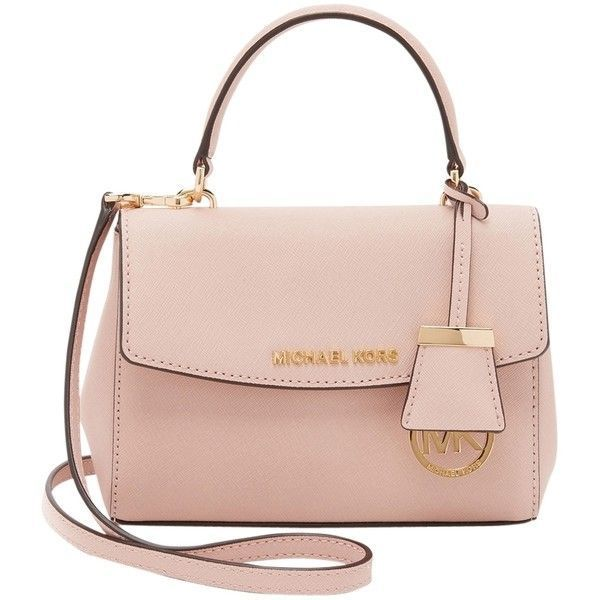 Pre-owned - Leather mini bag Michael Kors