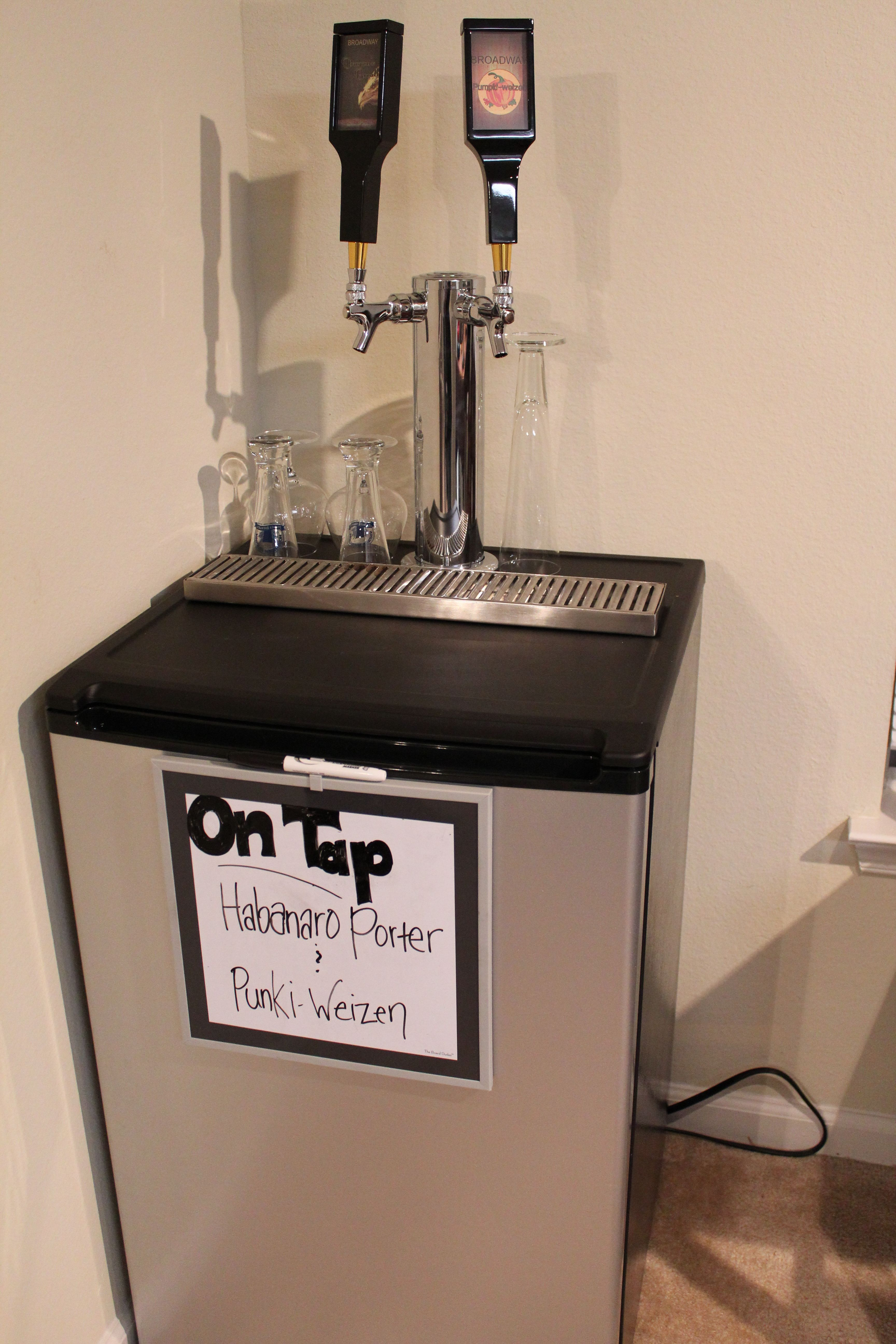 Beer tap systems for home - Explore Taps Beer And More Our Home Draft System