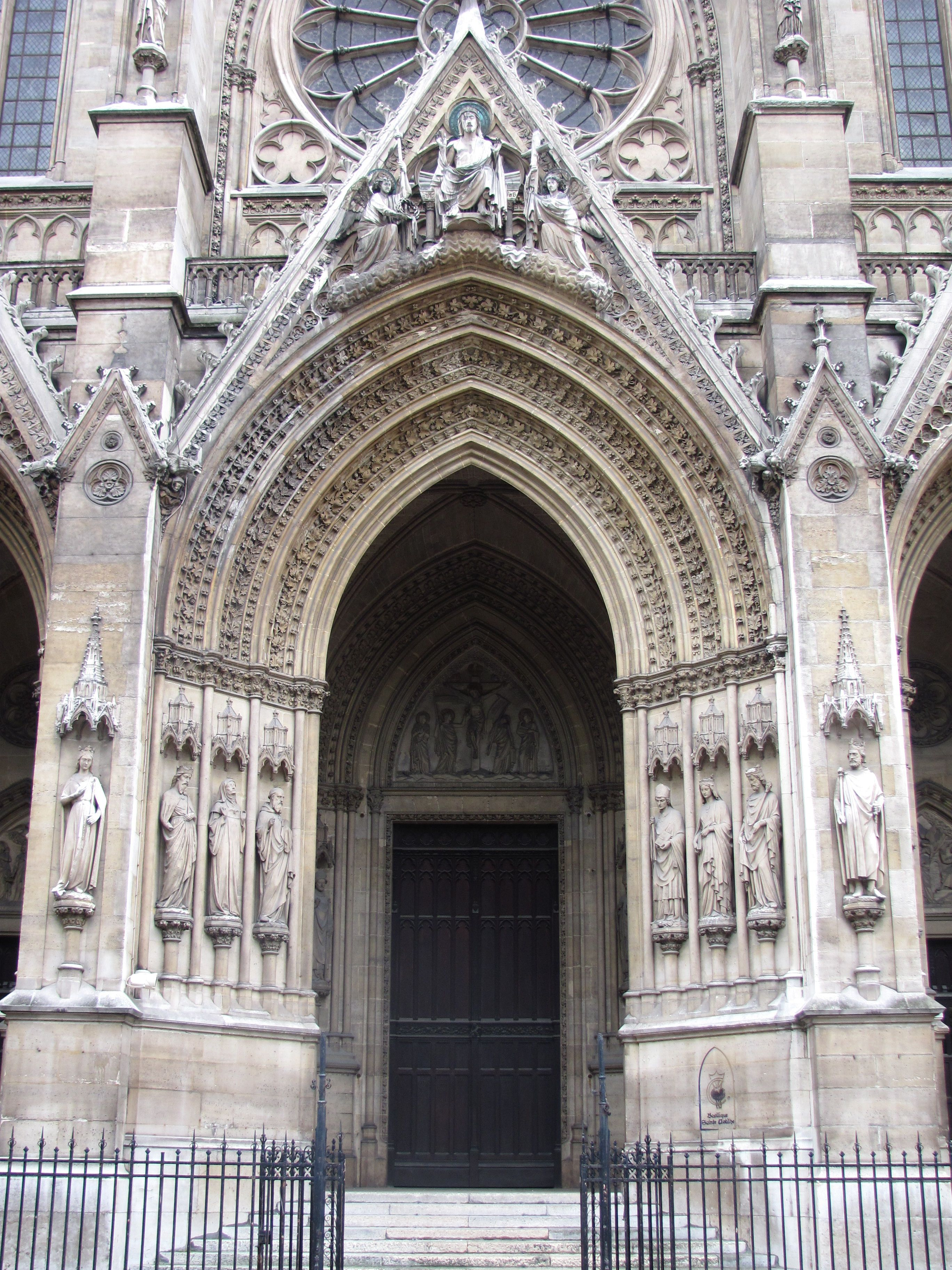 Spirituality Of Gothic Architecture Waay