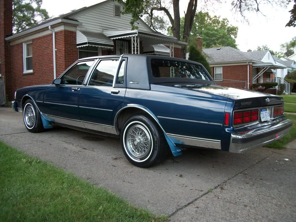 All Chevy 1987 chevrolet caprice classic brougham : The 25+ best Chevrolet caprice ideas on Pinterest | Chevrolet ...