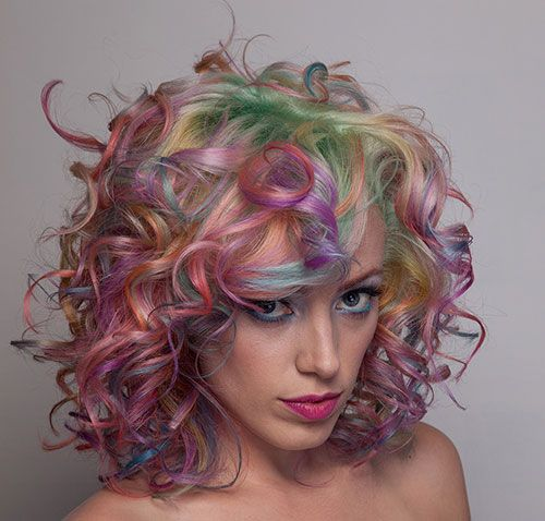 Top 50 Funky Hairstyles For Women Stayglam Hair Styles Alternative Hair Funky Hairstyles