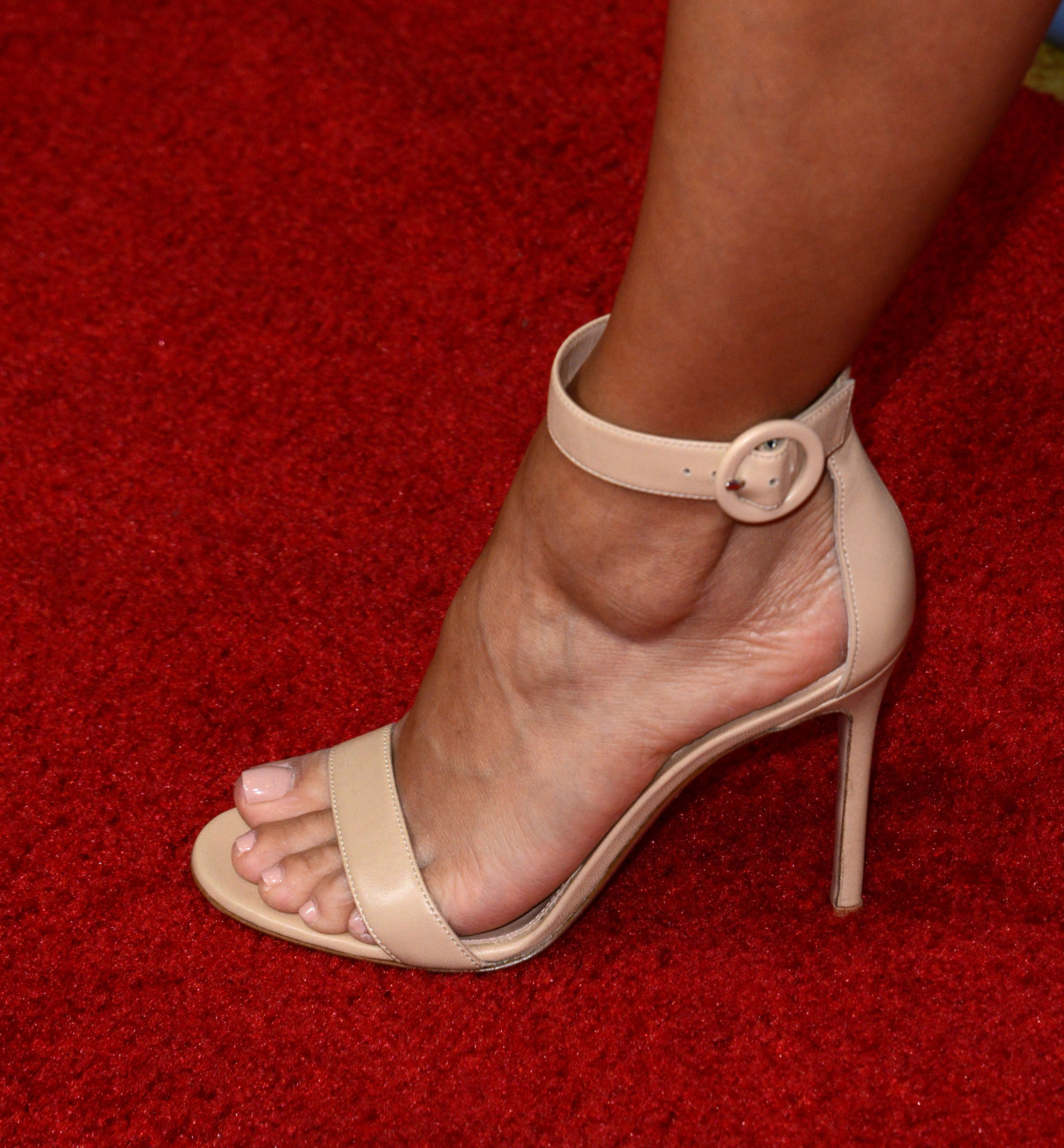 Eva Longoria's Feet