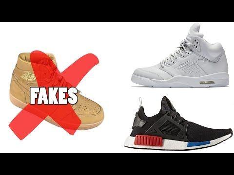 FAKE Air Jordan 1 Platinum, WHEAT, Jordan 5 Pure Platinum, 1 NMD XR1 OG, KITH 1bd01b