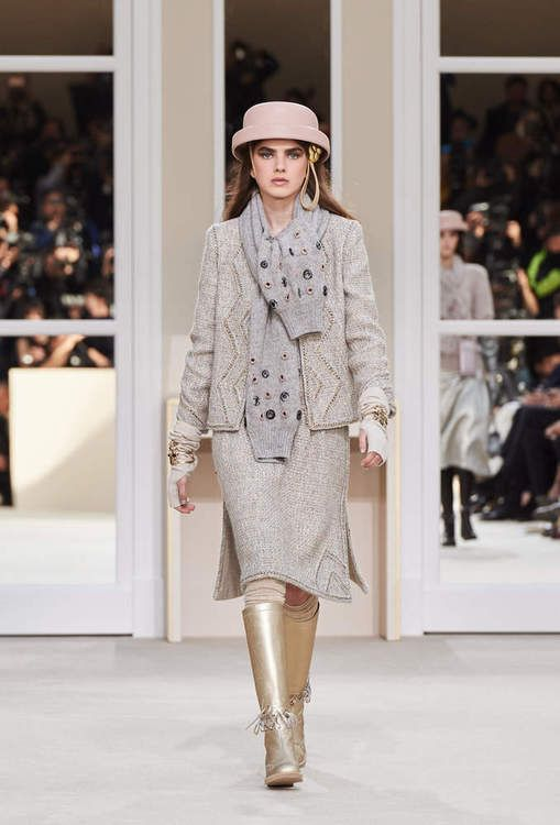 Ready-to-wear - Fall-winter 2016/17 - Look 38 - CHANEL