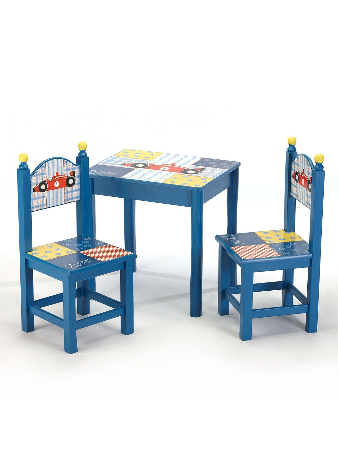 Racecar Chair Table Set By Kindergarten Plus At Gilt Table And Chairs Desk With Drawers Chair Set