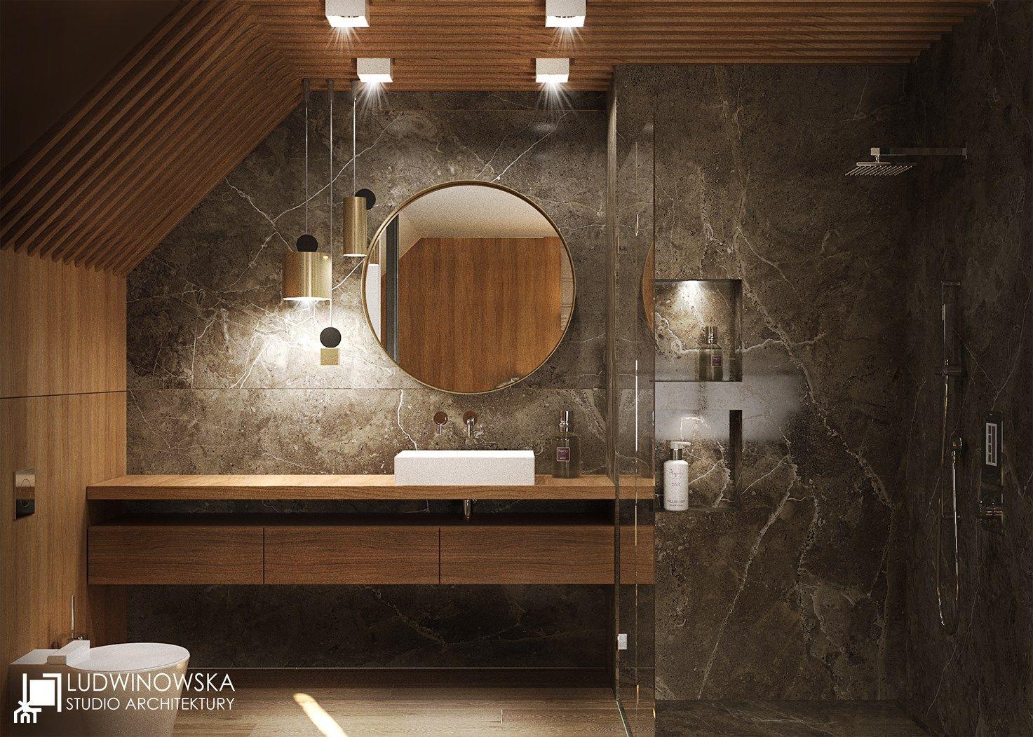 Pin Na łazienki Z Sauną