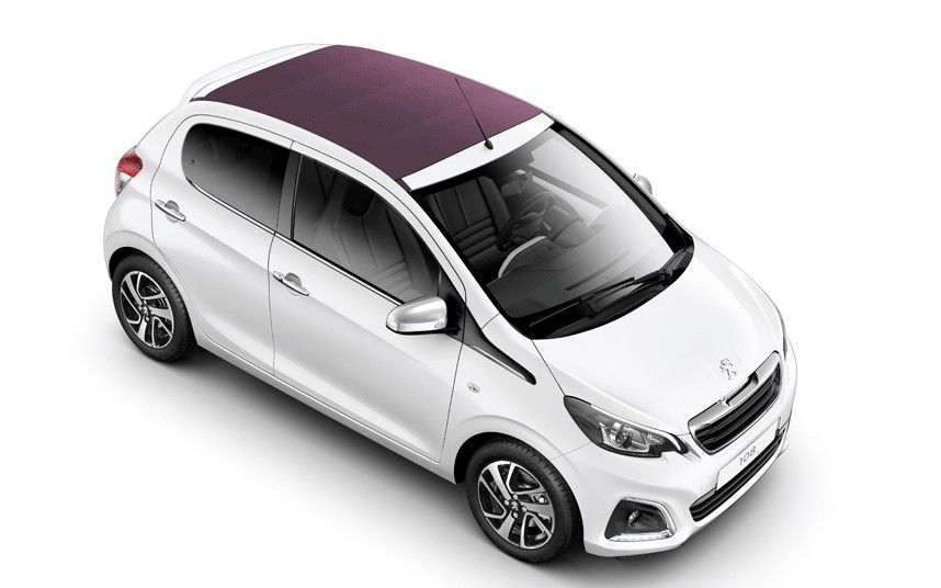 Peugeot 108 City Car Revealed City Car Peugeot Car