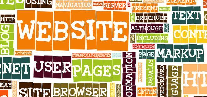 How Building Your Website SHOULD Progress