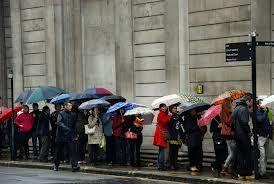 #umbrellas in London