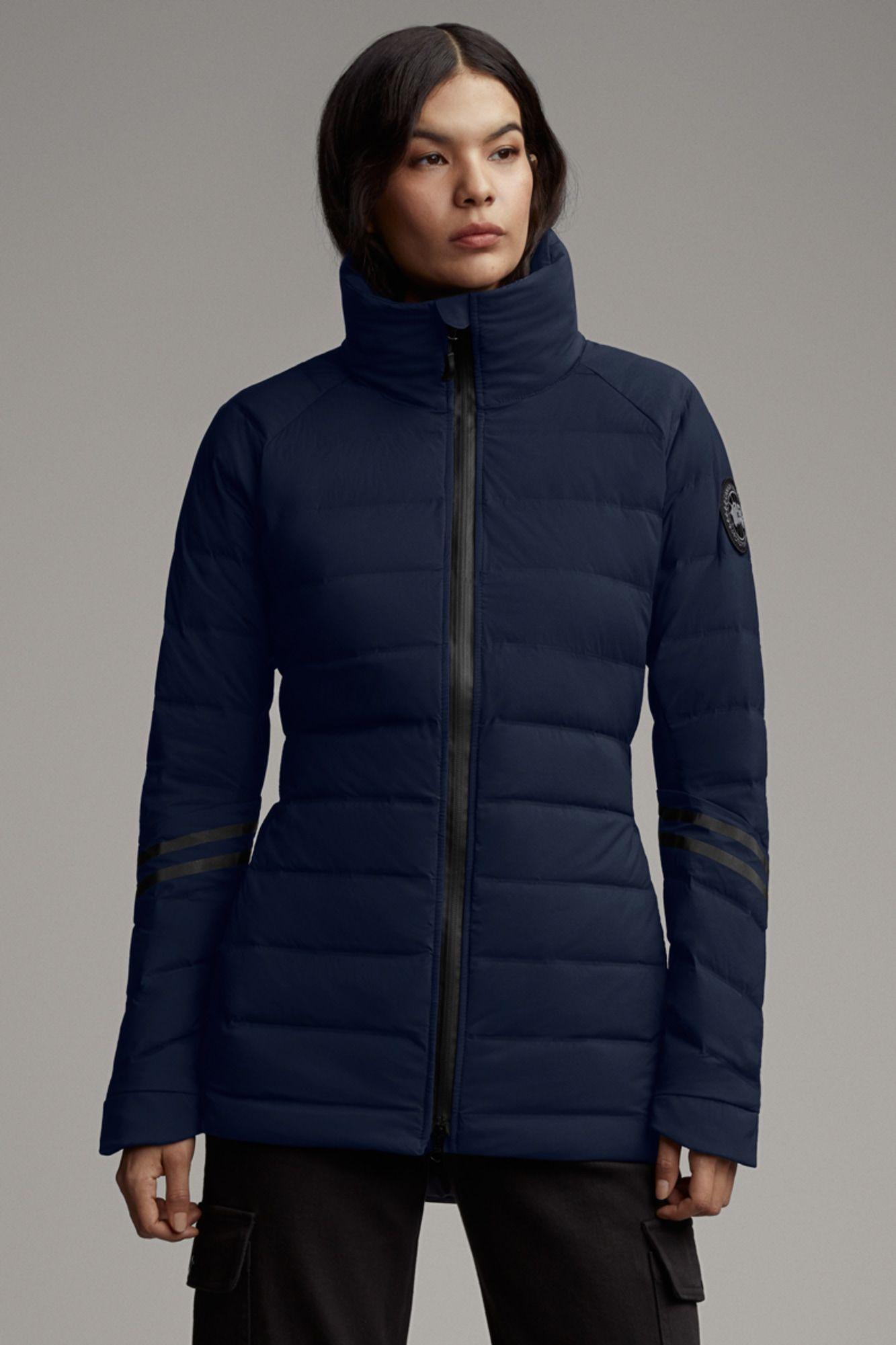 Women S Hybridge Cw Down Jacket Black Label In 2021 Down Jacket Jackets Outerwear Women [ 2001 x 1333 Pixel ]