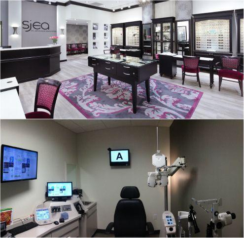 Review of Optometry® > Art in Practice   Office design ...