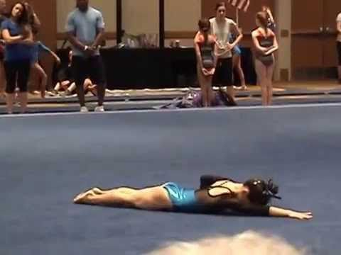 Perfect 10 Floor Routine! 2015 North SoCal State