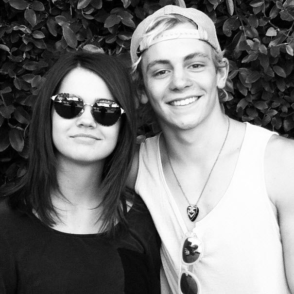 CoolDis411 Photos: Ross Lynch And Maia Mitchell Together June 1, 2013