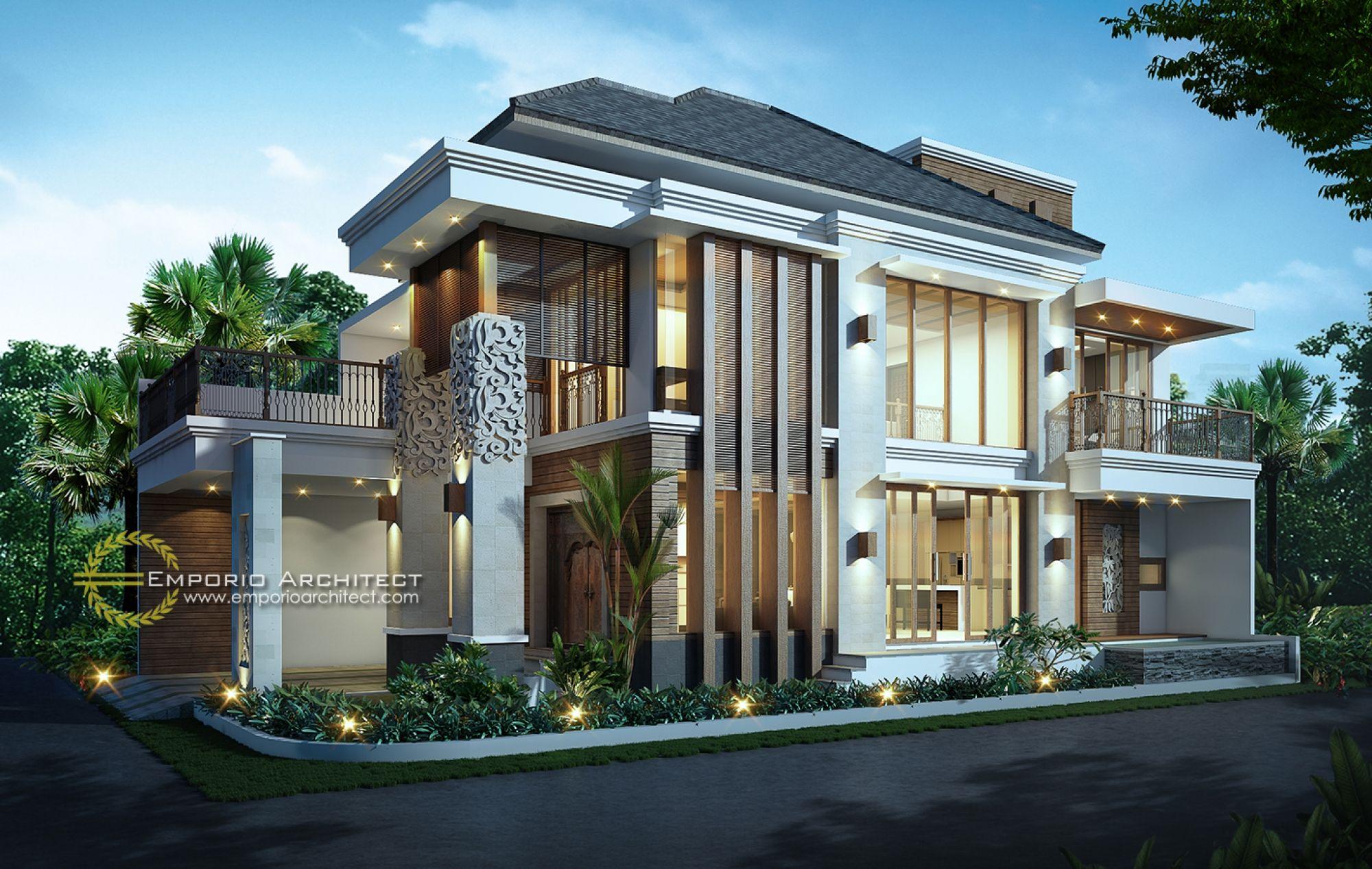 Jasa Arsitek Jakarta Desain Rumah Ibu Imelda Arsitektur Desain Arsitektur Desain Rumah