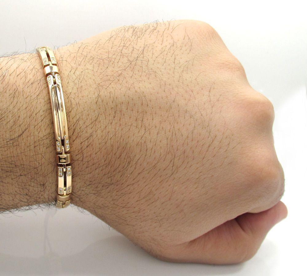 Pin By Ema Tato Almada On Bracelet Mens Jewelry Bracelet Mens Gold Bracelets Mens Bracelet Gold Jewelry