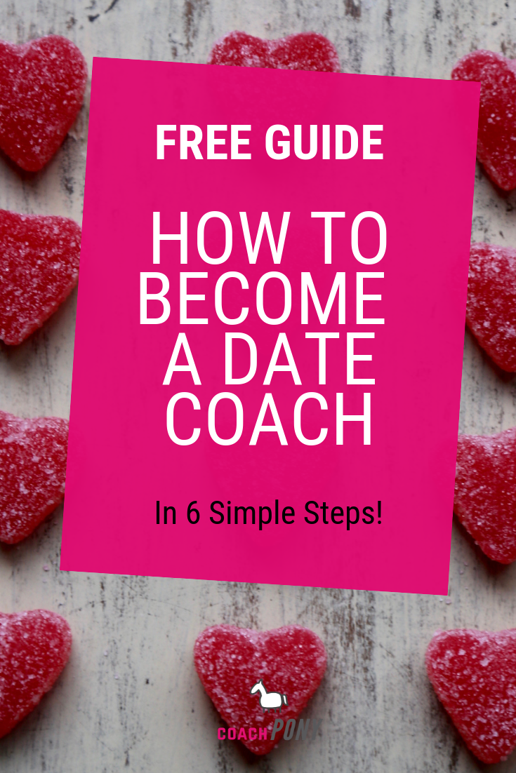 How to become a dating coach