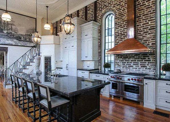 Please Pause to Admire These 21 Stunning Kitchens via @PureWow