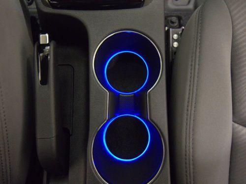 Details about LED Cup Holder Lights - Blue LEDs - Fits 2011-2015