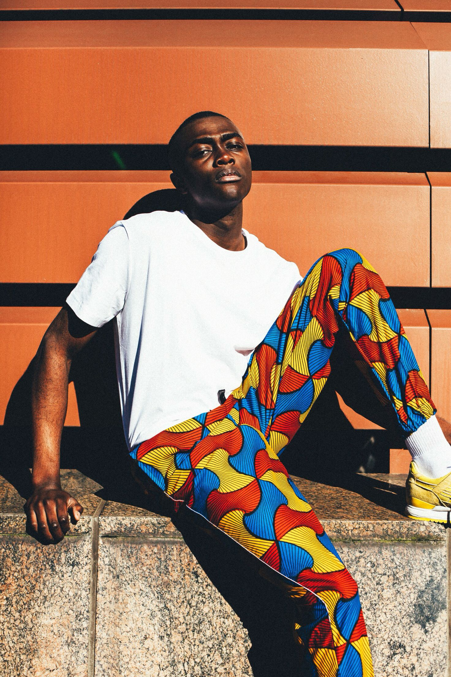 Bundu Bison African Inspired Streetwear Routed In Edinburgh