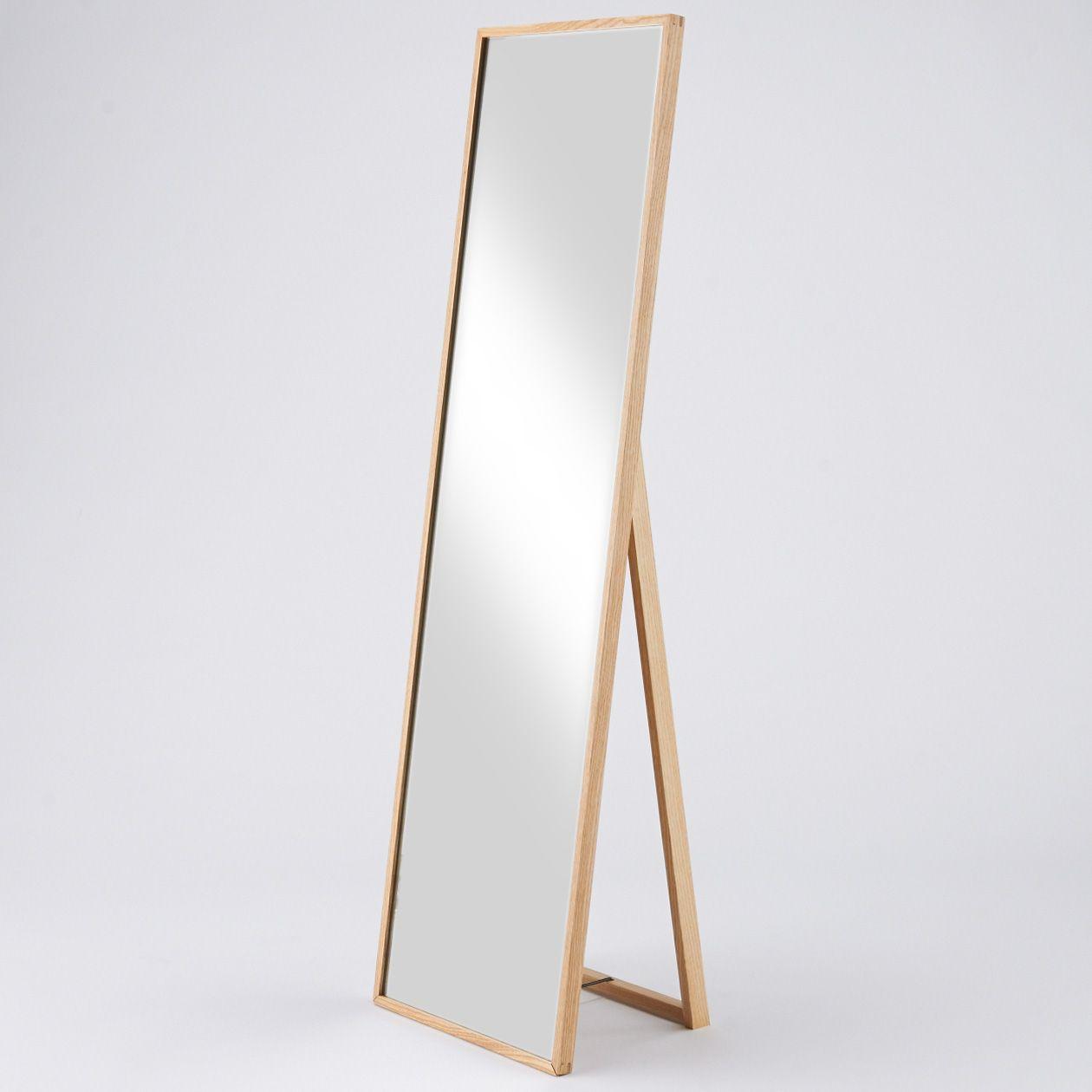 Oak Frame Mirror | Furniture | Pinterest | Muji online, Muji and ...