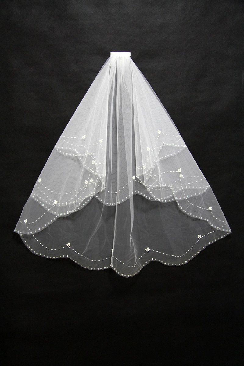 22++ Short white wedding veils ideas