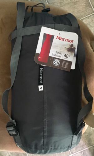 Sleeping Bags 87100 Marmot Aspen 40 F Minimalist Bag New With Tags