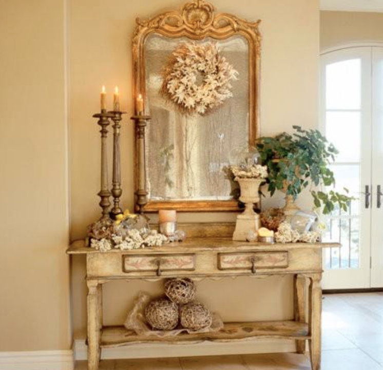 French Country Hallway Ideas Decor: Pin By Michelle (Shellie) Laabs On French / English